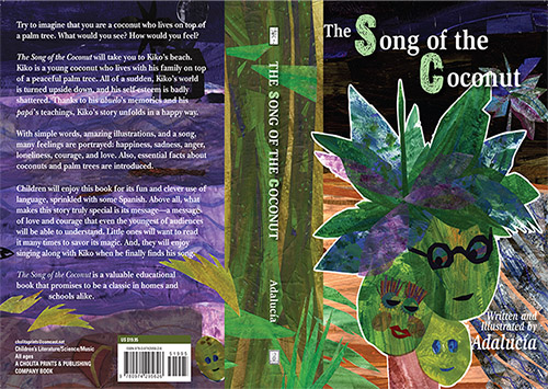 the song of coconut book image