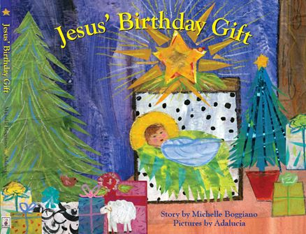 Jesus' Birthday Gift book
