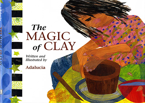 The magic of clay book image